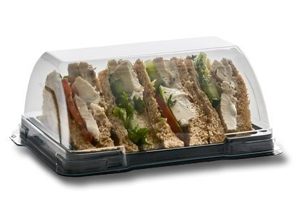 <span>Food to go:</span> Sandwiches & Wraps