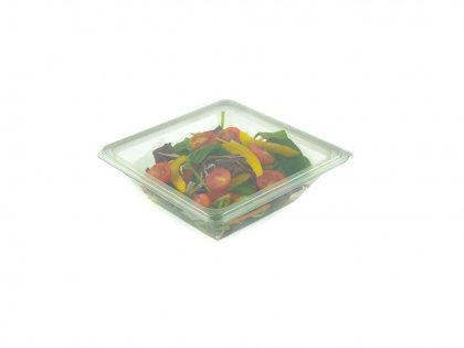 Hinged Salad Pack