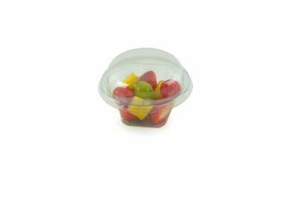 Small Fruit Pot with Fork